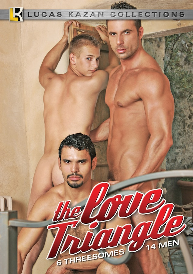 The Love Triangle Cover copy