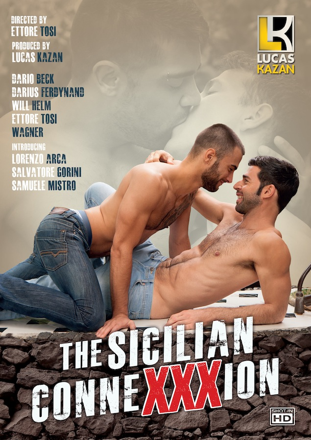 The Sicilian Connexxxion_front web